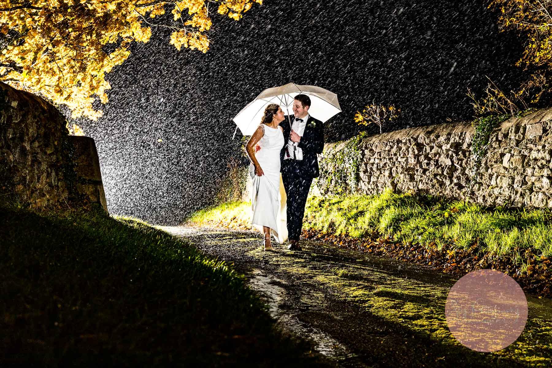 Dodford Manor Winter Wedding