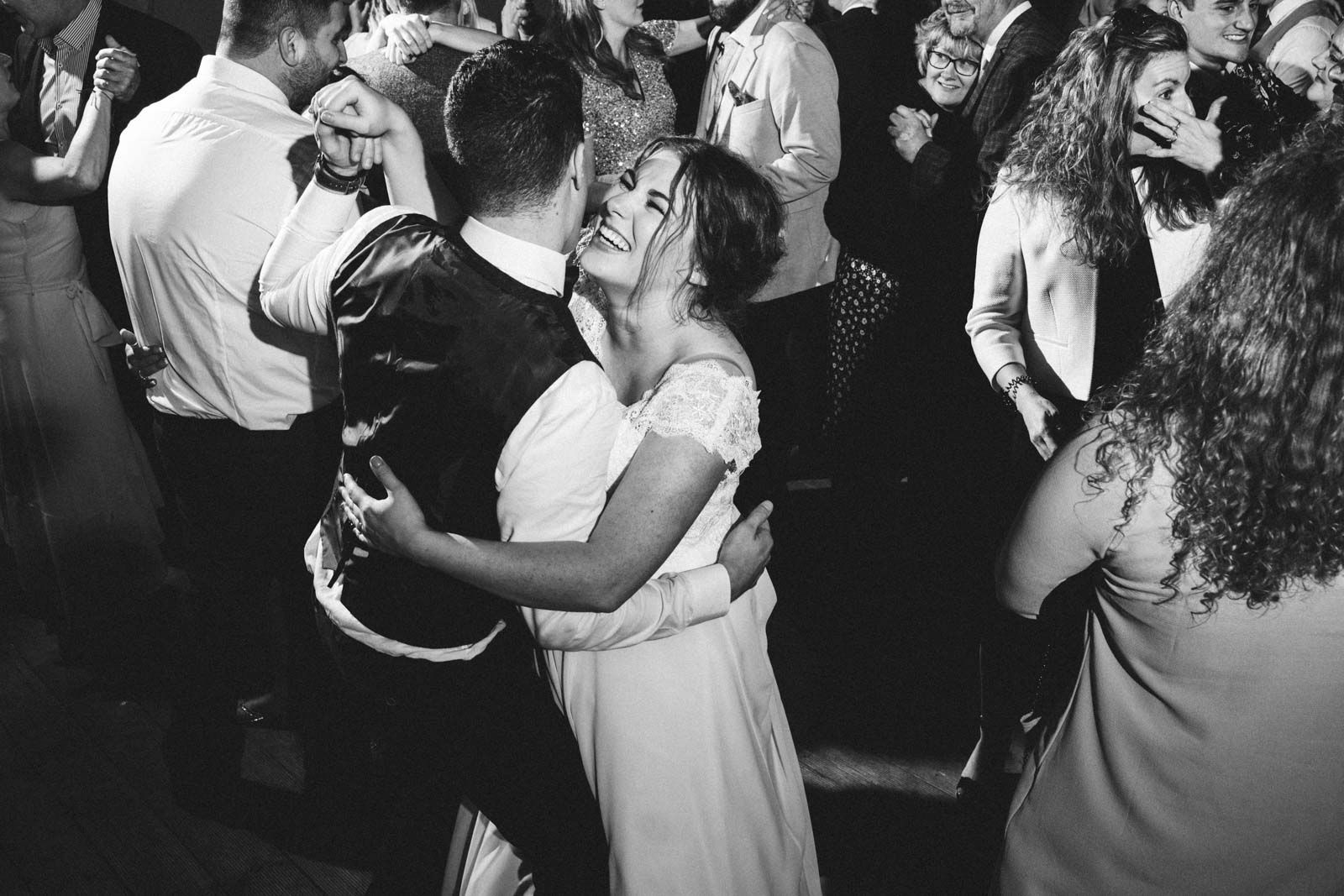 Beautiful first dance moment from Wedding Photographer Oxfordshire