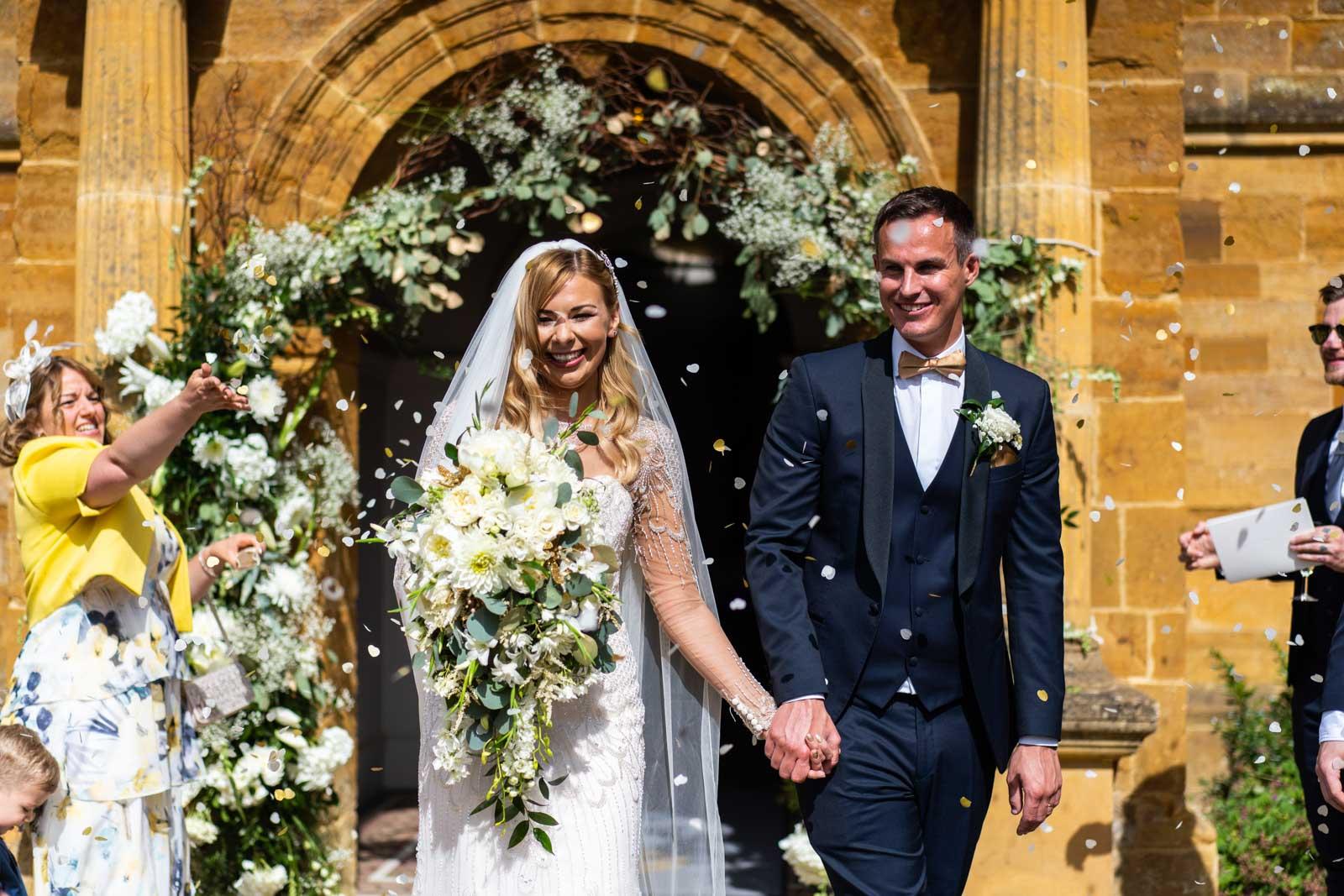 Delapre Abbey wedding photographer