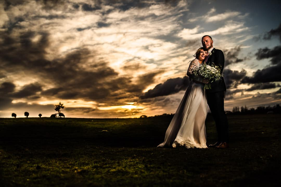 Milton keynes wedding photographer shooting a wedding at Dodford manor
